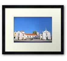 Convento e Igreja das Carmelitas Framed Print