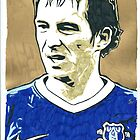 Leighton Baines Gold Edition by chrisjh2210