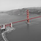 High San Francisco by David  Perea