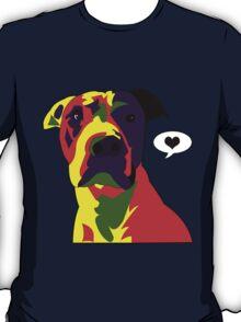 Officer Murphy Loves You T-Shirt