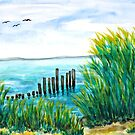 Szczecin Lagoon by Caroline  Lembke