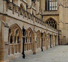 Bath Abbey by Nick Field