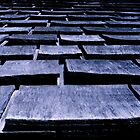 Blue Shingles by KLStover