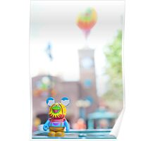 Muppet 3D Vinylmation in Hollywood Studios Poster