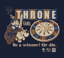 The Throne Game by Brinkerhoff