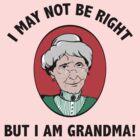 Grandma by FamilyT-Shirts