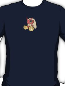 Pokedoll Art Blaziken T-Shirt