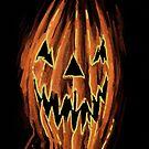 Jack-O-Lantern  by Anthony McCracken