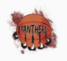 Bloody Panther Basketball Logo by yoohoooo