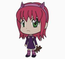 Chibi Annie by RubyTruffles
