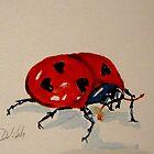 Love Bug by artbydelilah