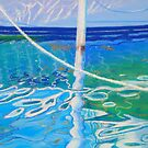 """The Mooring"" - Australia by Carole Elliott"