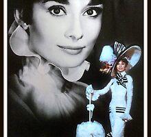Audrey Hepburn ~ My Fair Lady by ©The Creative  Minds