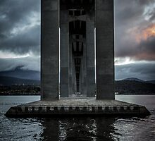 Tasman Bridge - Hobart by alidavisphoto