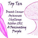 A Fascinating Purple Awareness Challenge October 2012 by KazM