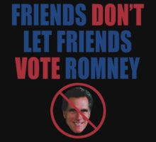 No Romney by pixelman