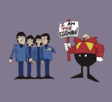 I AM THE EGGMAN by Baresark