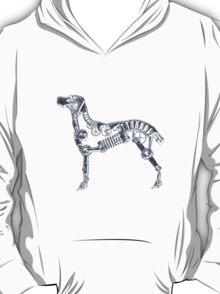 Industrial Silver Dog T-Shirt