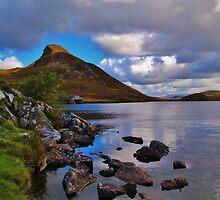Welsh Lake by KazGolbourn
