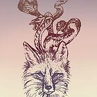 Foxnake at Sunrise by BParsh