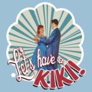 let's have a kiki shirt by kennypepermans