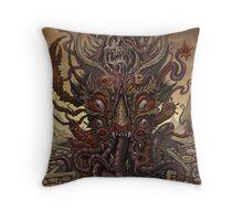 Shub-Niggurath Throw Pillow