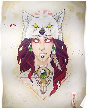 Mononoke by Alivia Marie