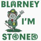 Irish Blarney I'm Stoned by HolidayT-Shirts