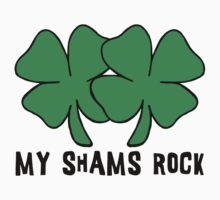 Funny Irish ShamRocks Women's by HolidayT-Shirts