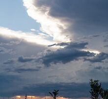 Storm Over the Praries by RainaRaina
