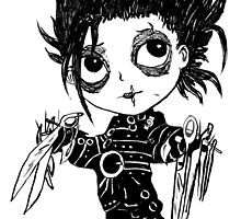 Edward Scissorhands by tonito21