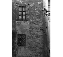 Castiglion Fibocchi, Windows Photographic Print