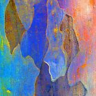 Spring Eucalypt Abstract 10 by Margaret Saheed