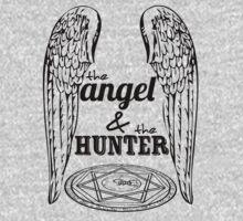 The Angel & The Hunter T-Shirt