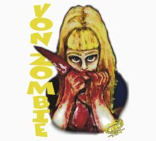 MAlice (Sticker) by VON ZOMBIE ™©®