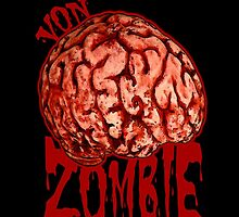 Brain (Case) by VON ZOMBIE ™©®