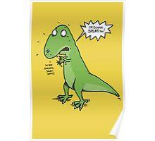 Jurassic Battle. . . Poster