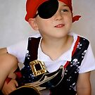 The nice Pirate by Debbie-anne