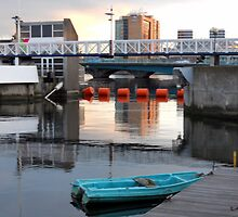 lagan weir by Kevin McLaughlin