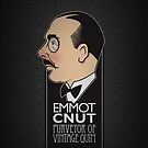 Emmory Cnut - Purveyor of Vintage Quim by satansbrand