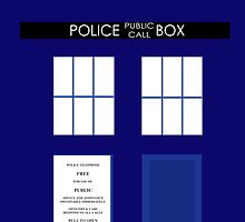 Bigger On The Inside - Tardis by eatorcs
