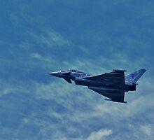 Eurofighter Typhoon by Giorgio Elesaro