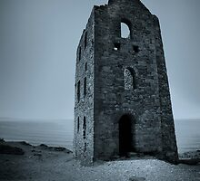 Tin Mine @ St Agnes cornwall by Dean Bedding
