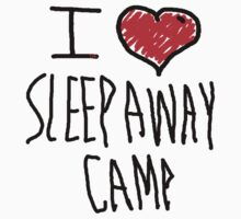 i love halloween sleepaway camp by tia knight