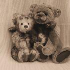 Hugs always Help by Audrey Clarke