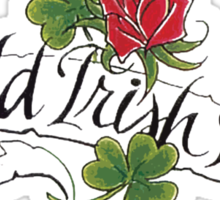 Wild Irish Rose Sticker