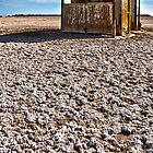 Abandoned shack at The Salton Sea by eddieguy