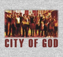 City of God - Street Shooters by jcalardo