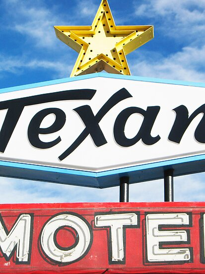Texan Motel by theseven