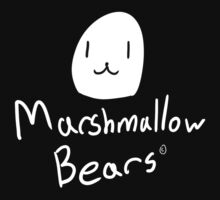 Official Marshmallow Bears Design by Toderico